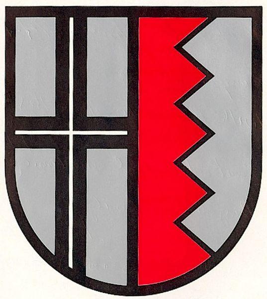 Wappen grau rot weiß_Ra